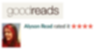alyson Read goodreads review T.K.S.T.png