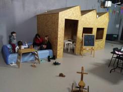 Salle mariage avec salle enfant La Facto