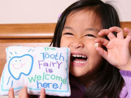 Is the Tooth Fairy Becoming a Frugal Fairy?