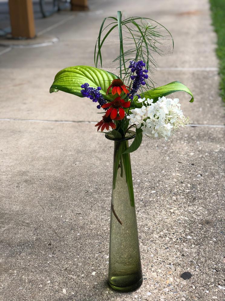 Backyard Blooms: Julie Eberspacher