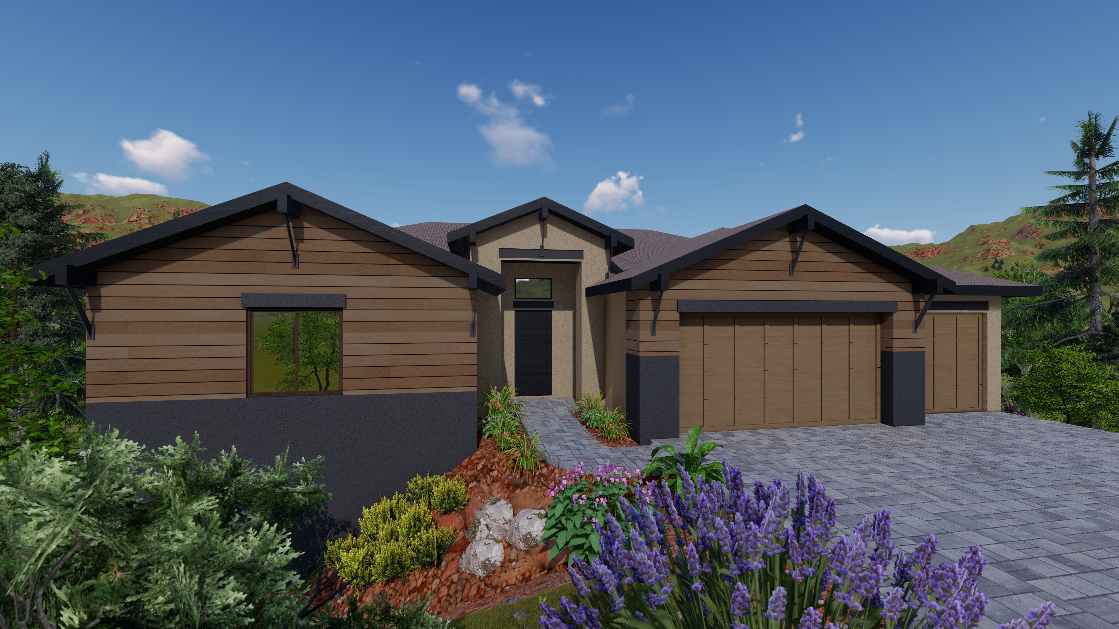 Ainsworth Mtn Modern Front (1)