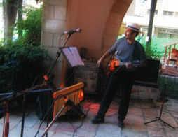 בפסטיבל חוצות בירושלים