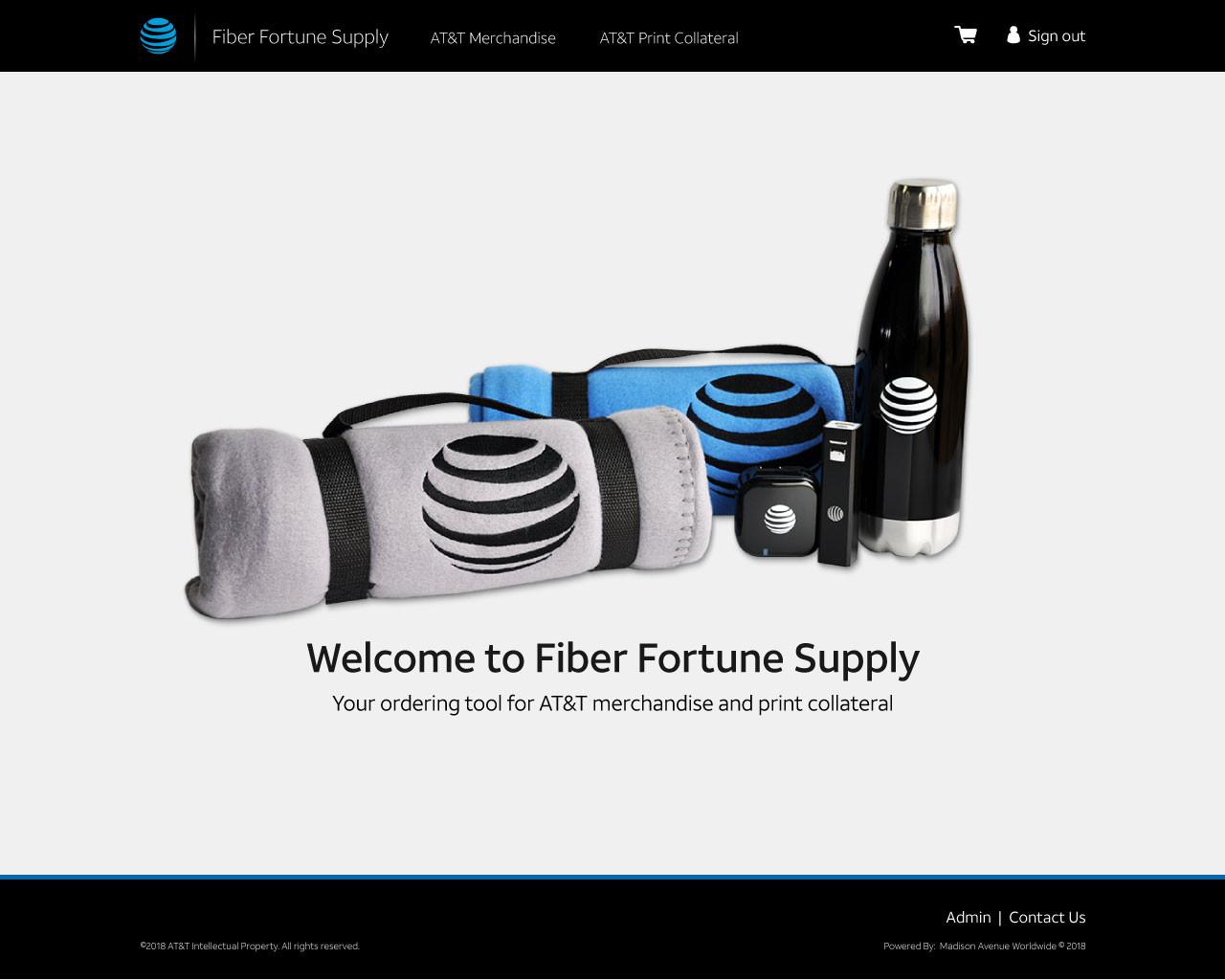 Fiber Fortune Online Supply Chain