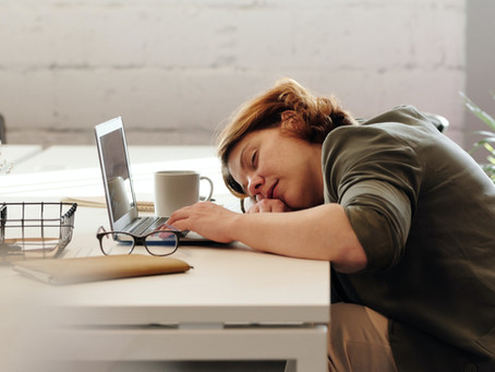 Tired all the time? How to know when 'tired' is not normal