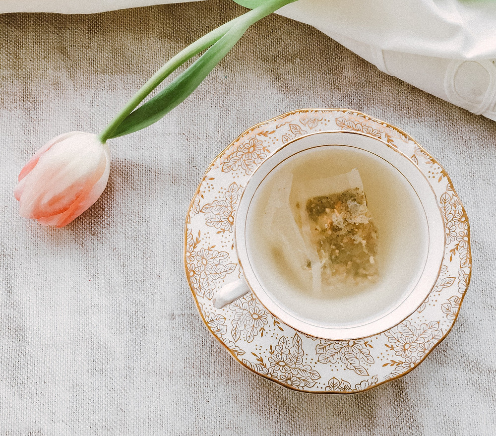 Fenugreek tea to help with hot flushes