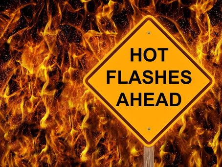 Hot Flushes and Menopause: 6 Common Questions Answered