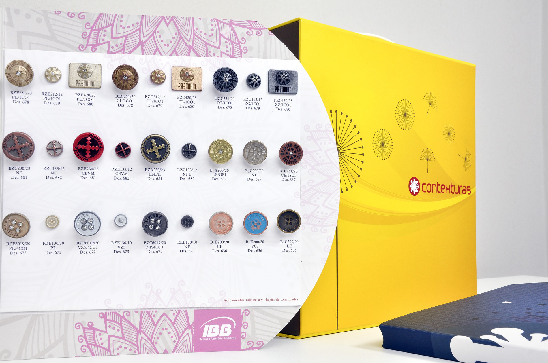 Projeto IBB Botões