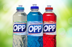 Embalagem Detergente OPP