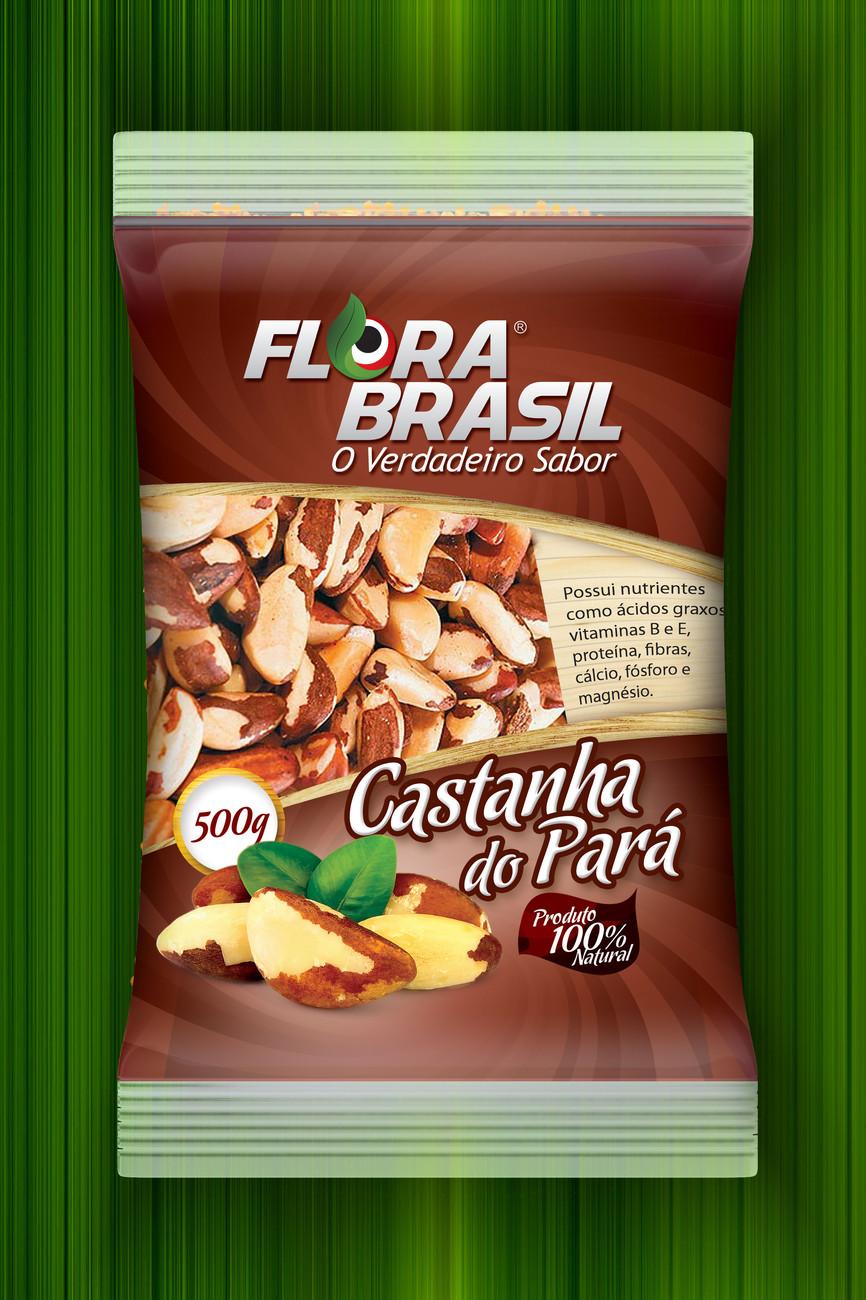 Castanha do Pará Flora Brasil