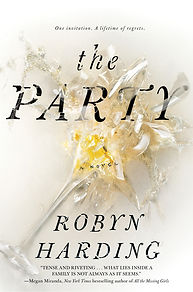 The Party, North American cover.