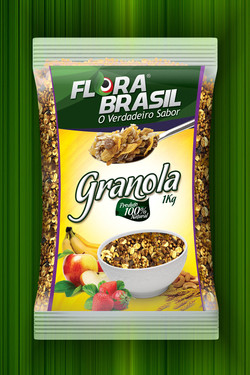 Granola Flora Brasil