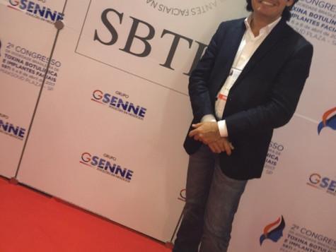 Bucalmax no 2 Congresso de Sociedade Brasileira de Toxina Botulinica e Implantes Faciais