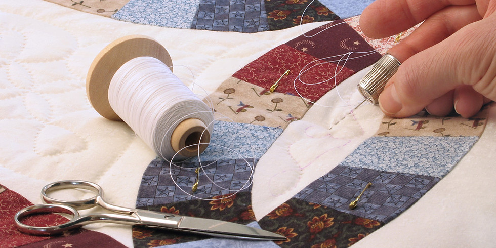 Open Sew at the Castle