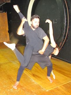 Cria Criou Dance Company, Brazil