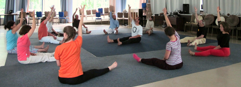 Sufi yoga