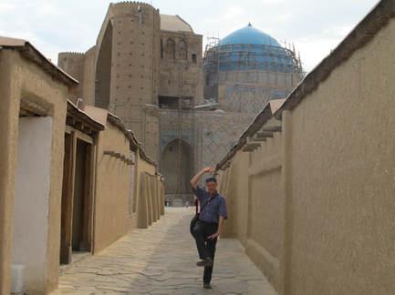 Turkestan (Kazakhstan), 2015