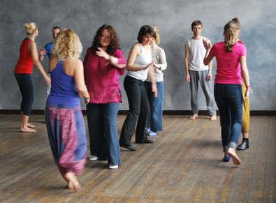 Dance Meditation
