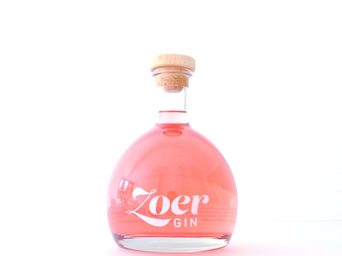 Zoer Gin 70cl & 40% alc. vol