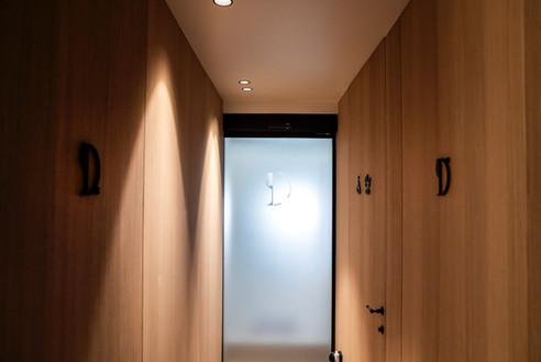 moderne houten deuren
