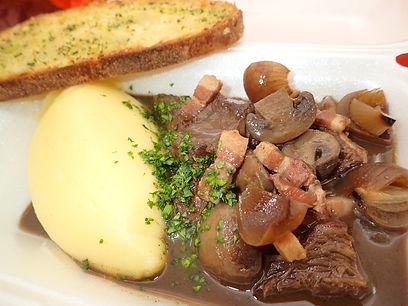 Beef Bourguinion