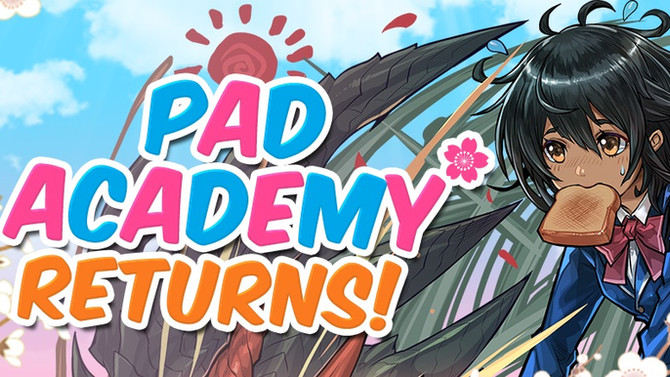 PAD Academy Returns!