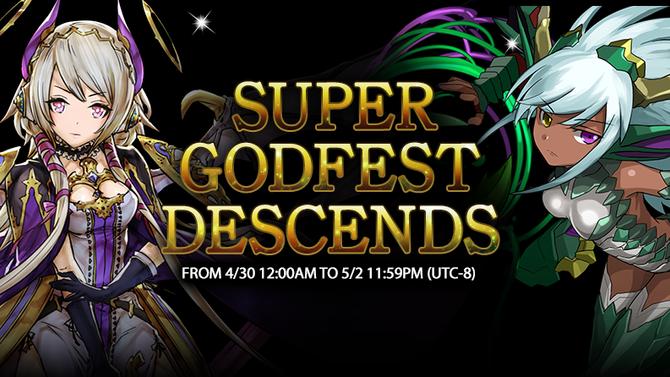 Super Godfest Descends