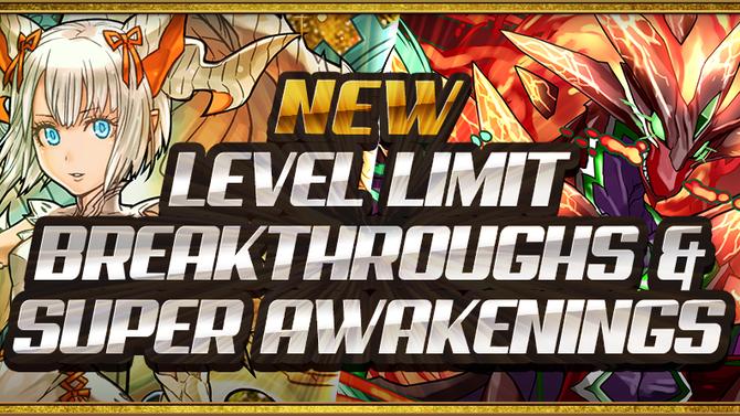 New Level Limit Breakthroughs & Super Awakenings!