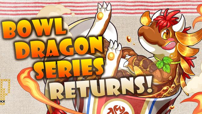 Bowl Dragon Series Returns