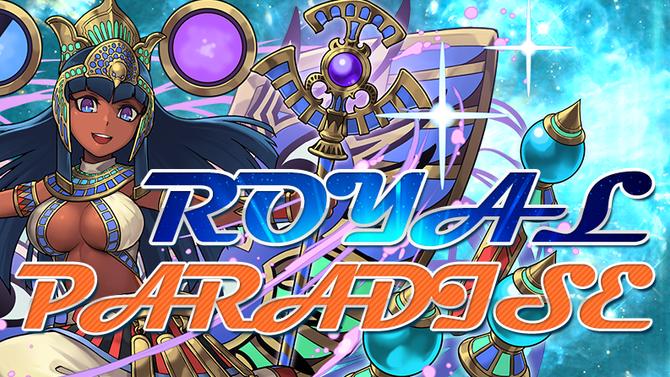 Royal Paradise Event!