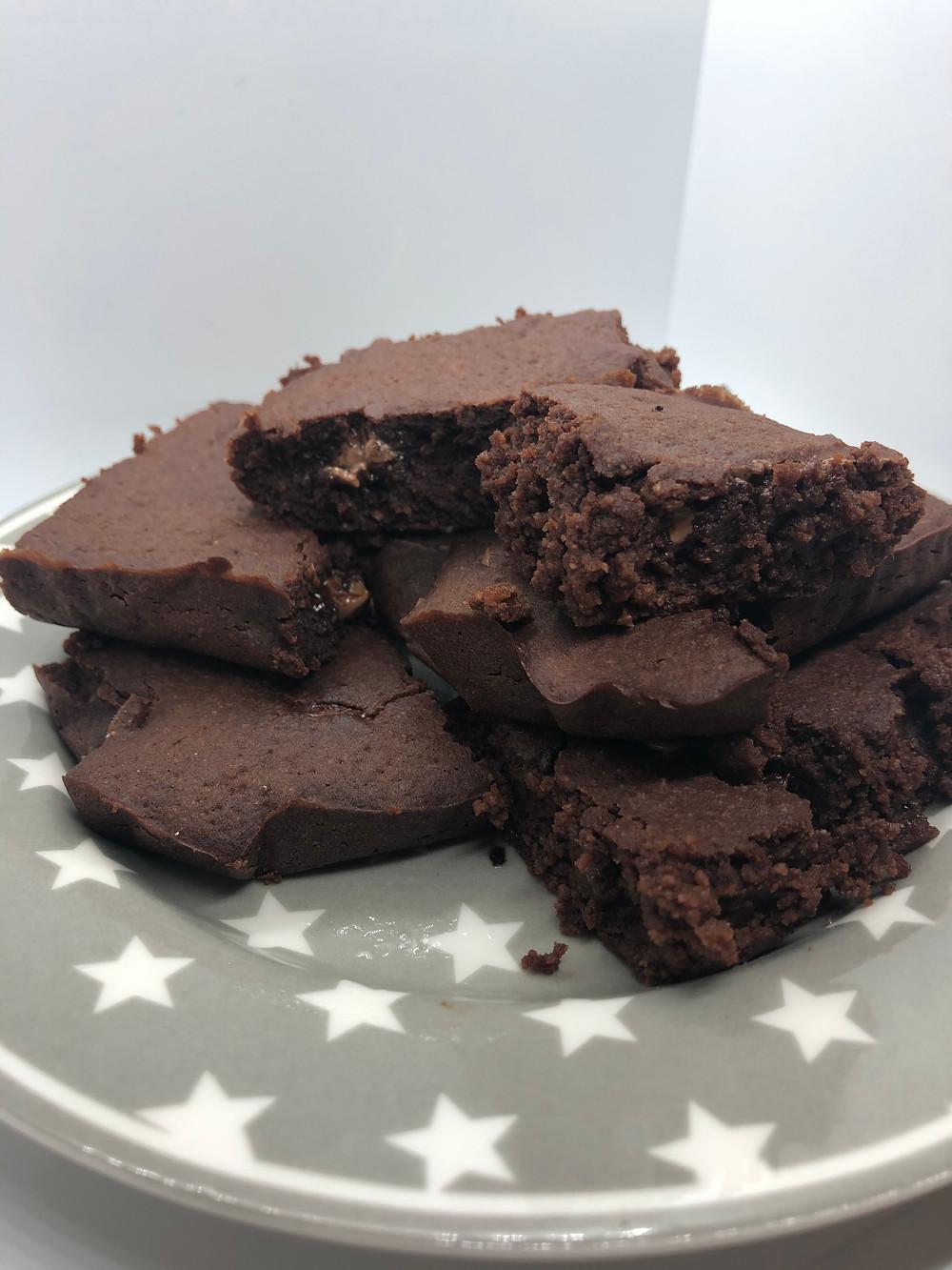Brownies fra charlottes mat