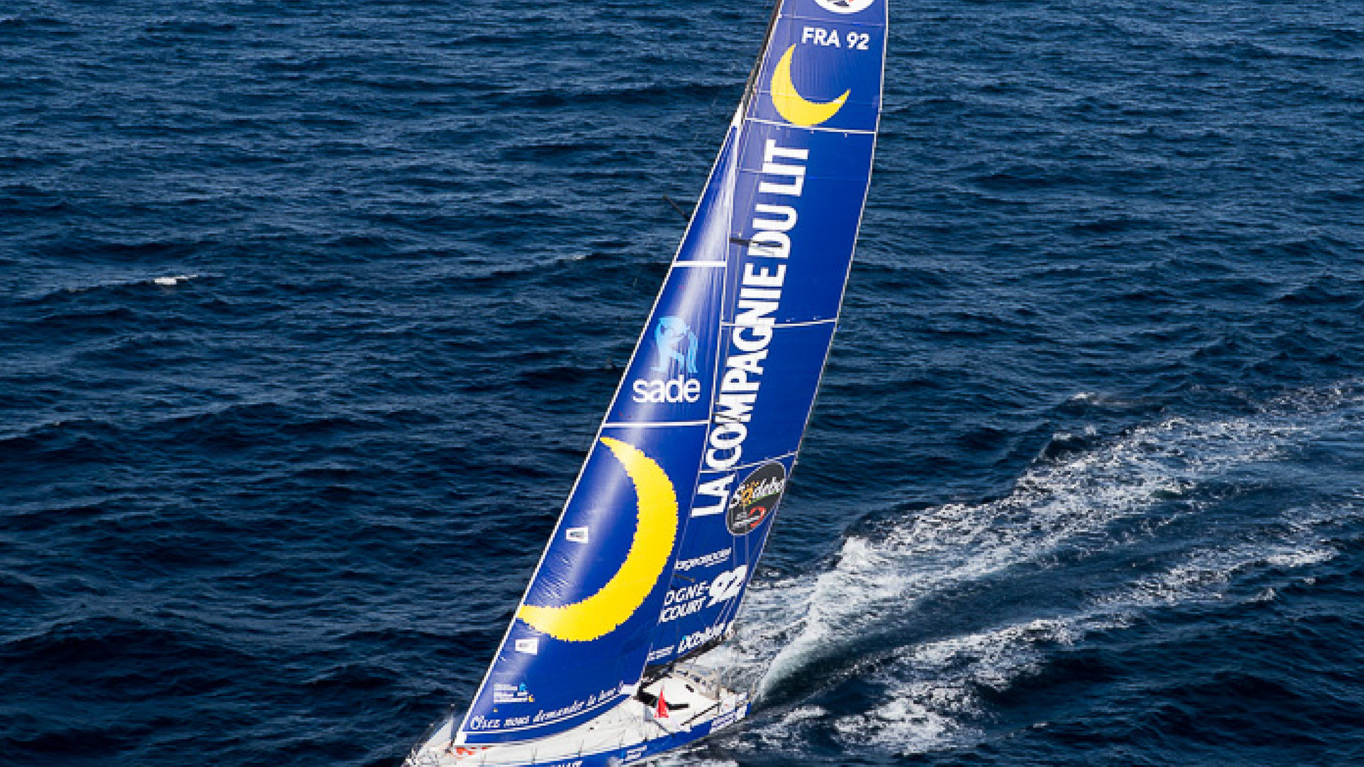 Photo du Vendée Globe 2016