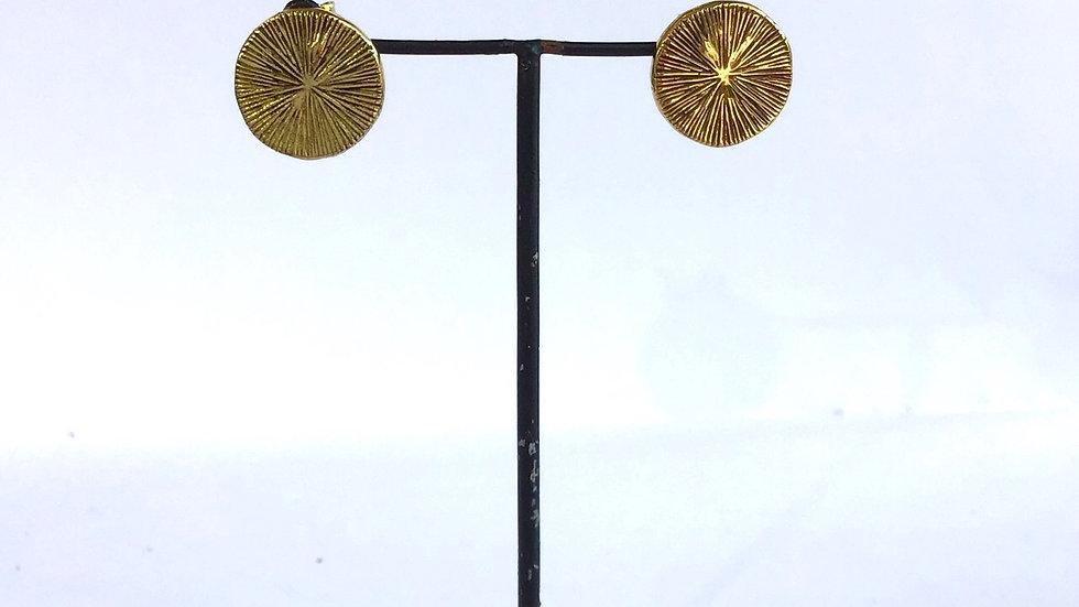 真鍮ピアス/SU01