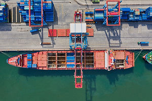aerial-photo-of-cargo-ship-near-intermod