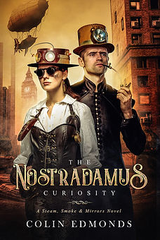 THE NOSTRADAMUS CURIOSITY FRONT COVER[39