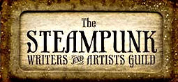 Steampunk Writers and Artists Guild logo