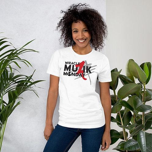 Muzik Short-Sleeve Unisex T-Shirt