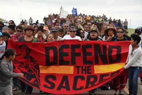 Dakota Pipeline Removal