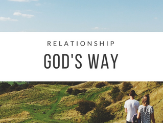 Relationship God's Way