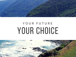 Your Future... Your Choice