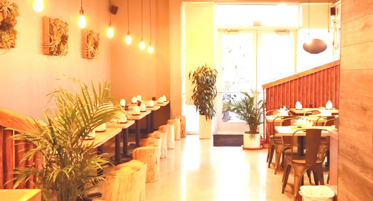 Chikyu Interior