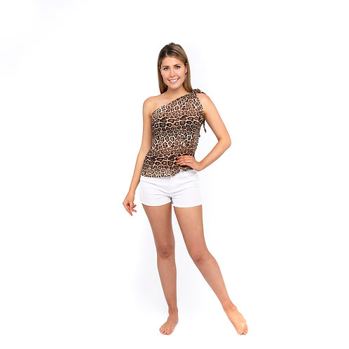 Leopard Mesh - Mini