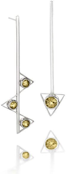 Zag Zug Earrings