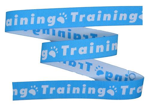 Webband Training Blau 17mm