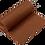 Thumbnail: Airmesh Dunkel 15x50cm