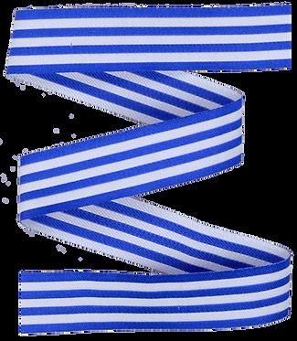 Webband Maritim Streifen 15mm