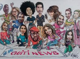 Guiti News, « Croisons les vues, croyons les regards »