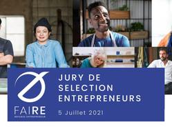 Lancement du jury de sélection de FAIRE, édition 2021 !