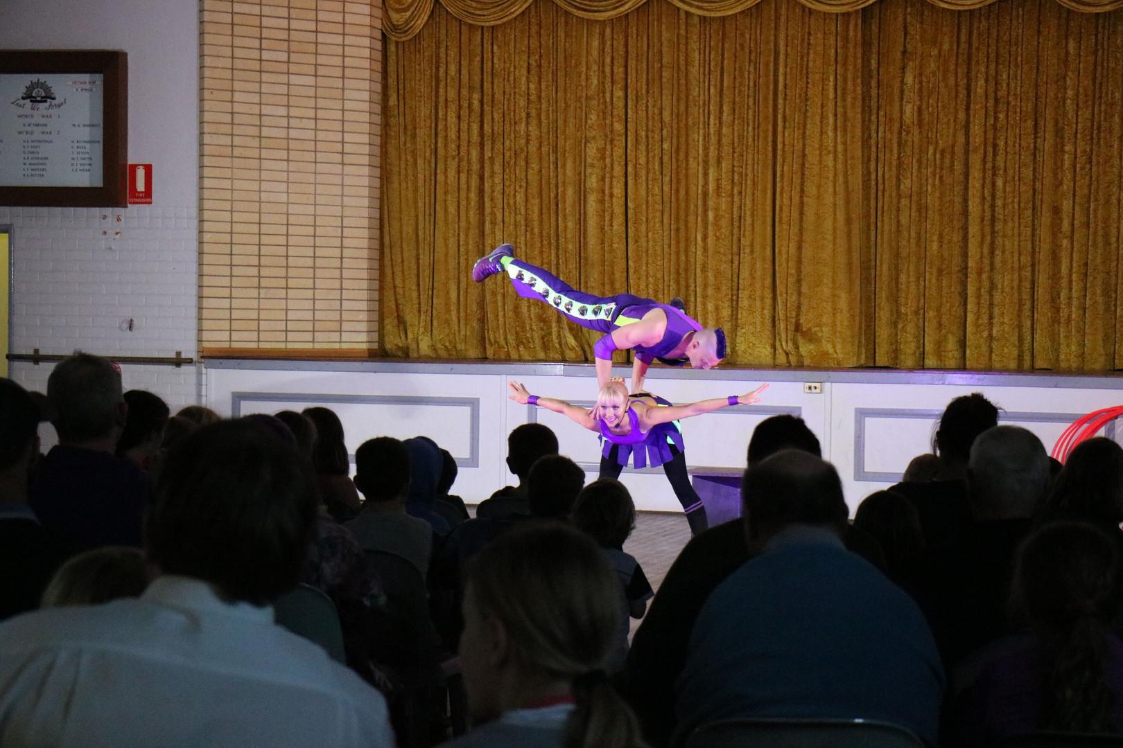 Purple People Show