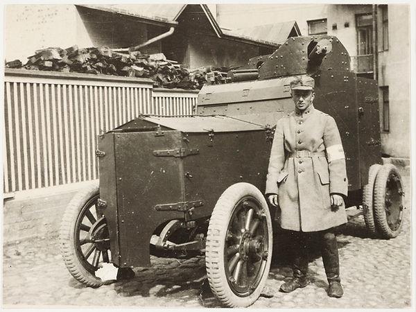Wilhelm Burman Kuva: Museovirasto. Foto: Museiverket