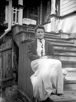 Gerda Schybergson. SLS CC BY-SA